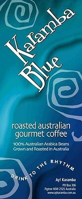 2Kg Medium Roasted Aussie Coffee Beans - Karamba Blue