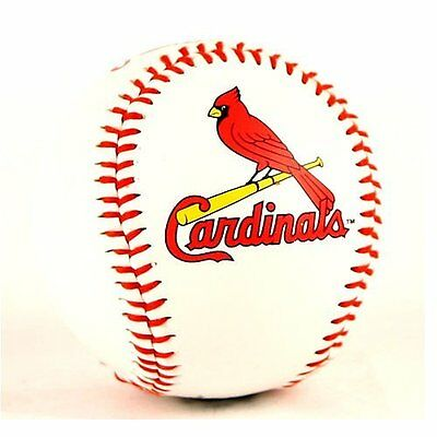 St Louis Cardinals Rawlings Commemorative Baseball