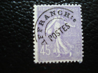 FRANCE - timbre yvert et tellier preoblitere n° 46 n* (A14) stamp french