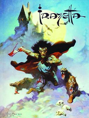 FRANK FRAZETTA BOOK ONE SC Artbook with Glossy Reproduction Paintings