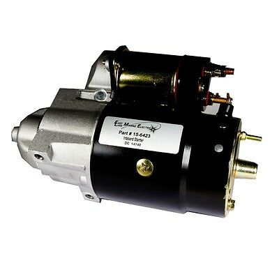 Delco Style 10MT I/O Starter 12V 9 Tooth Clockwise 30140 18-5905
