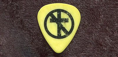 BAD RELIGION Concert Tour Guitar Pick!!! GREG HETSON custom stage Pick #5