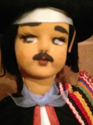 Haunted Doll (Ambrosio) Highly Active Intense Male Energy Dual Language Dreams