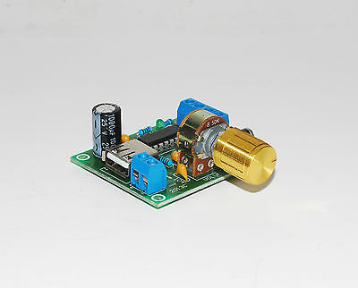 5Wx2 SJ-2038  DC 5V USB Power Small Hi amplifier board us sell  A143
