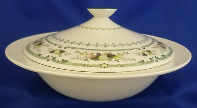 A Royal Doulton 'provencal' Lidded Vegetable Tureen