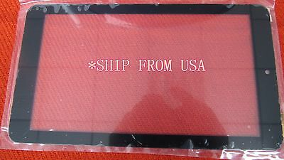 """USA-New 7"""" Touch Screen Panel Glass Digitizer for Argom Tech T9020 Tablet PC SHU"""