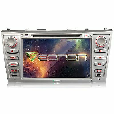 D5164ZU S2 in Dash Car Radio DVD GPS for Toyota Camry 2007 2008 2009 2010 2011