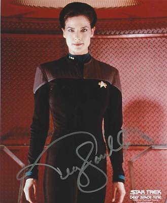 Star Trek:terry Farrell Autograph Photo #4 From Creation Ent
