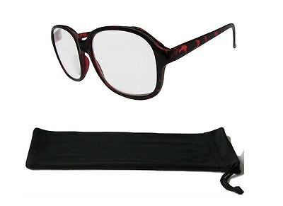 High Strength Extra Strong High Power Designer Reading Glasses +6.50 & +7.00 801