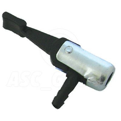 PCL Thumb-lock Tyre Valve Connector for Footpump - Air Line High Quality - FPA07