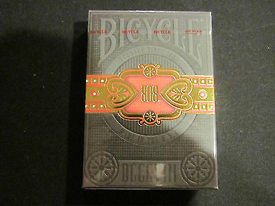 Bicycle Cigar Deck Playing Cards - Limited Edition - SEALED