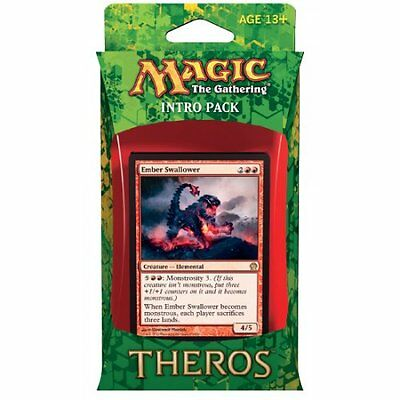 MTG THEROS * Intro Pack - Blazing Beasts of Myth