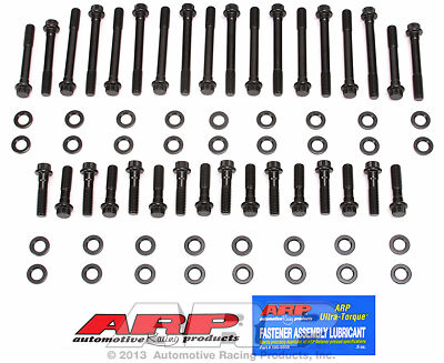 134-3701 Arp 12 Point Head Bolt Kit Small Block Chevy Sbc 350