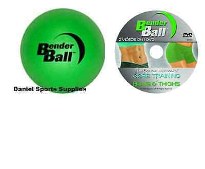 Bender Ball with DVD The Bender Ball method of Core training & Buns &Thighs