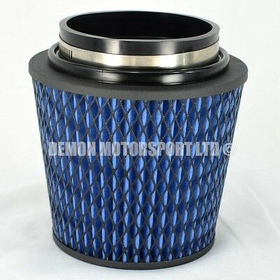 Performance Air Filter Blue For Induction Kit 63mm or Choose Inlet Size (51781)