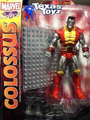 """Marvel Select COLOSSUS 8"""" Action Figure X-Men BRAND NEW Diamond Select Toys"""