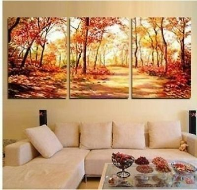 new HUGE MODERN ABSTRACT WALL DECOR ART CANVAS OIL PAINTING(no framed)