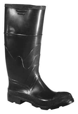 ONGUARD 866061233 Knee Boots, Men, 12, Steel Toe, Blk, 1PR