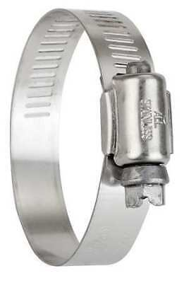 IDEAL 5212070 Hose Clamp, 1/2 to 1-1/4In, SAE 12, SS, PK10