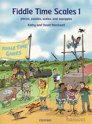 Fiddle Time Scales Book 1 Violin Scale Book Latest Edition