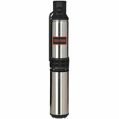 Red Lion 12 GPM 1/2 HP Deep Well Submersible Pump (2-Wire 230V)