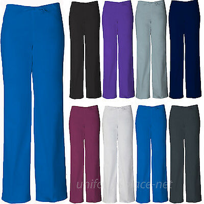 Dickies SCRUBS Pants Unisex Men Women EDS DRAWSTRING PANTS W/ Back Pocket 83006