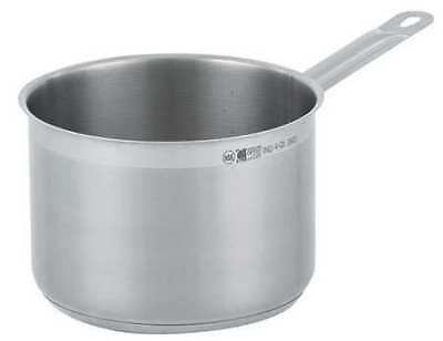 VOLLRATH 3803 Stainless Steel Sauce Pan, 4 Qt.