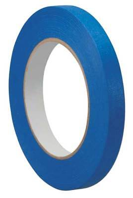 TAPECASE PT14 Painters Masking Tape,Blue,1/2In x 60 Yd