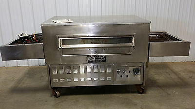 Middleby Marshall JS 300 Gas Conveyor Oven TESTED