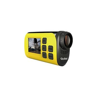 Rollei S-30 WiFi Action Cam - Yellow