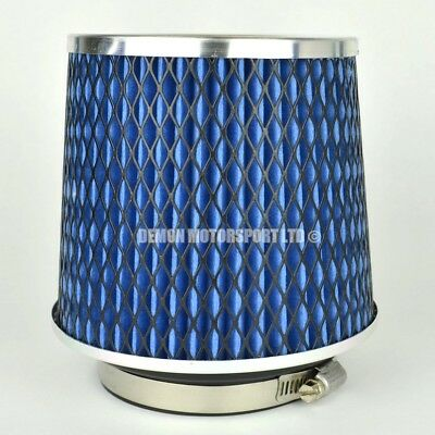 CLEARANCE Air Filter Blue For Induction Kit 89mm or Choose Inlet Size (59886)