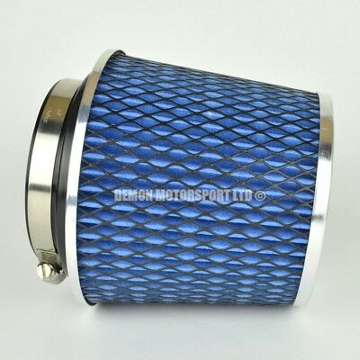 CLEARANCE Air Filter Blue For Induction Kit 80mm or Choose Inlet Size (59886)