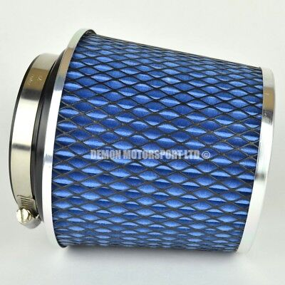 CLEARANCE Air Filter Blue For Induction Kit 76mm or Choose Inlet Size (59886)
