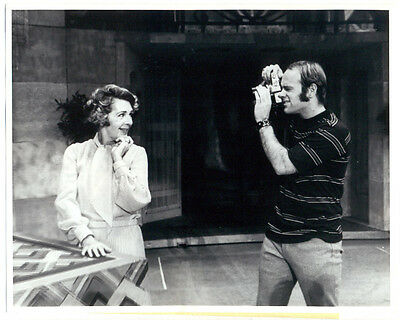RUBY KEELER original wire photo 1971 theater NO NO NANETTE