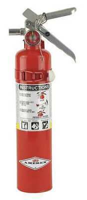 AMEREX B417T Fire Extinguisher, Dry Chemical, 1A:10B:C