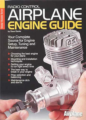 NEW Model Airplane News R/C Airplane Engine Guide 2031