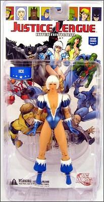 JLI Justice League International ICE 6in Action Figure DC Direct Toys Collectibl