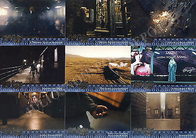 Harry Potter And The Half Blood Prince Movie Update 2009 Base Card Set Of 90