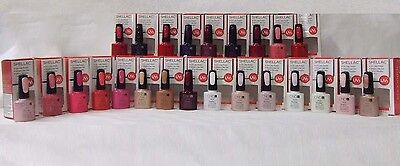 CND Creative Nail SHELLAC Gel Polish Variations Colors .25oz/7.3mL @@SALE@@