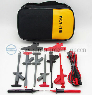 Suregrip Master Accessory Kit replace Fluke TLK-225