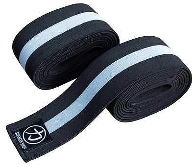 Strength Shop Odin Knee Wraps - Super Stiff Heavy Maximum Support Powerlifting