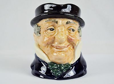 """Toby Character Jug (Small) ~""""Captain Cuttle"""" ~ Royal Doulton D5842, #9120730"""