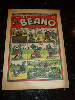 THE BEANO Comic - Issue No 838 - Date 09/08/1958 - UK Paper Comic