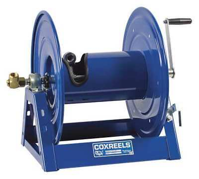 COXREELS 1125-4-200 Hose Reel, Hand Crank, 1/2 In ID x 200 Ft