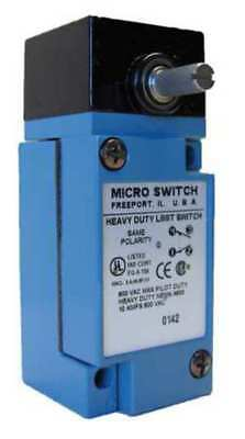 HONEYWELL MICRO SWITCH LSN1A Heavy Duty Limit Switch, Side Actuator