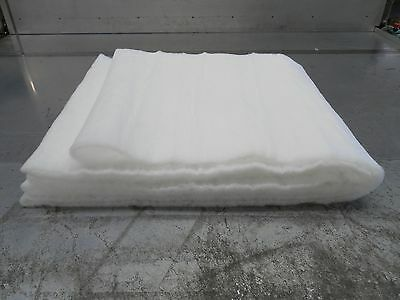 Fake snow blanket 50mt roll. Indoor or outoor use, grotto christmas scene snow
