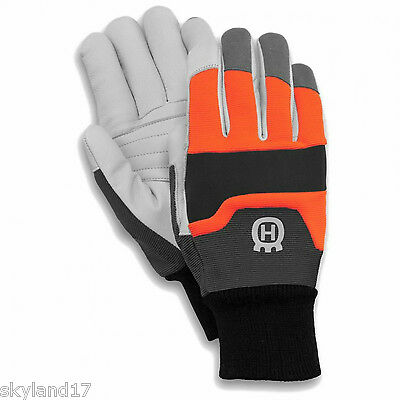 HUSQVARNA FUNCTIONAL CHAINSAW GLOVE - Large / 9