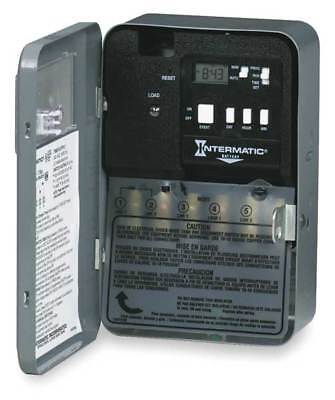 Electrnic & Mech Water Heater Timer,DPST INTERMATIC EH40