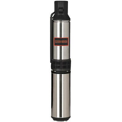 Red Lion 12 GPM 1 HP Deep Well Submersible Pump (2-Wire 230V)