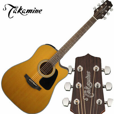 Takamine G30 Series GD30CE Solid Spruce Top Acoustic Electric Dreadnought Guitar